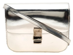 Céline Leather Classic Shoulder Bag