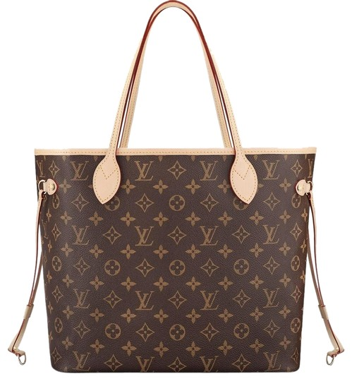Louis Vuitton Vintage Leather Tote in Monogram Image 0