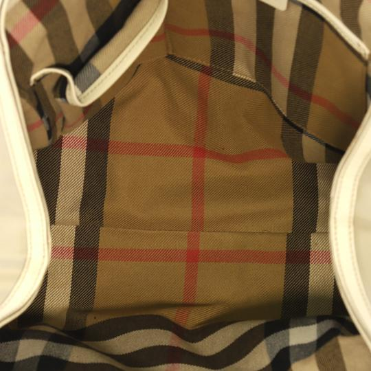 Burberry Canterbury Tote in Gray Image 6