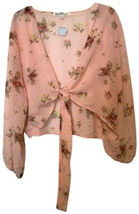 Wallflower Size 3x Floral Cover Floral Floral Top Multicolor