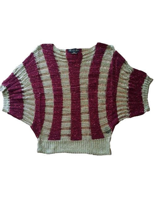 Velzera Crochet Sweater Image 4
