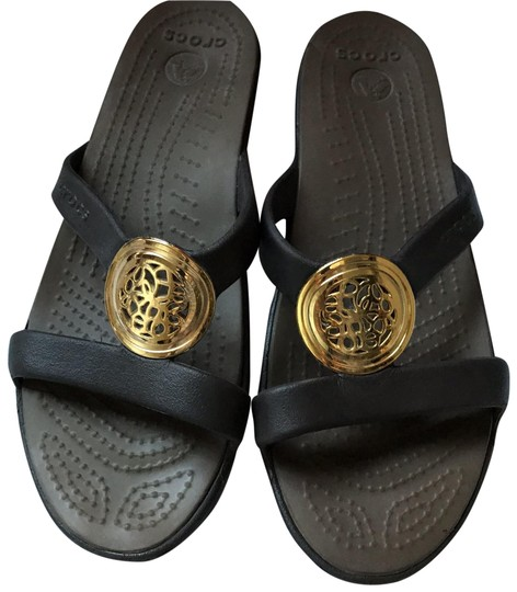 Preload https://img-static.tradesy.com/item/25537389/crocs-black-sandals-size-us-8-regular-m-b-0-1-540-540.jpg