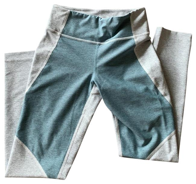 Preload https://img-static.tradesy.com/item/25537731/outdoor-voices-grey-and-green-34-two-tone-activewear-bottoms-size-2-xs-0-1-650-650.jpg