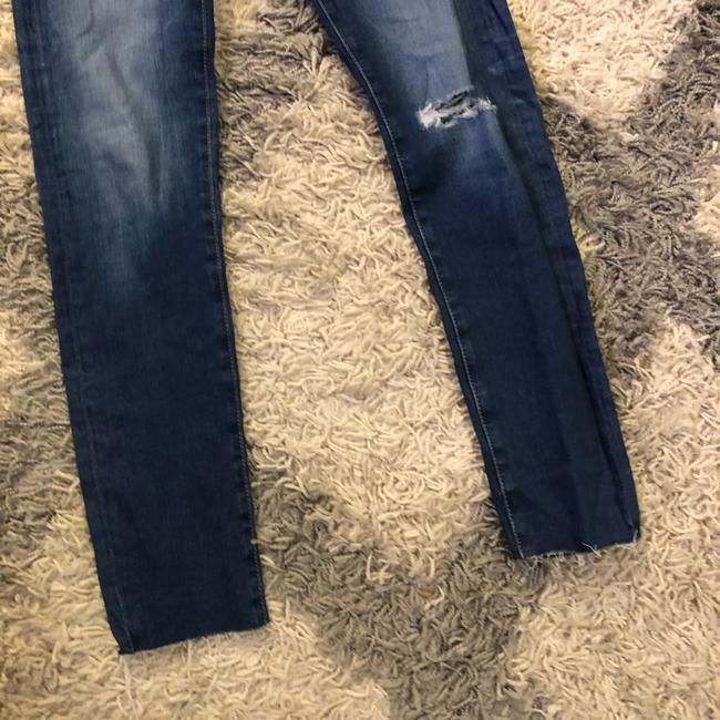 AG Adriano Goldschmied Skinny Jeans-Distressed Image 4