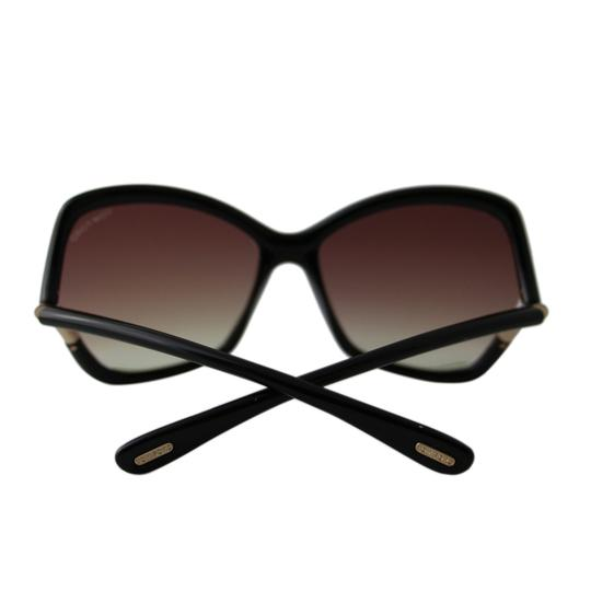 Tom Ford New Tf Astrid-02 Ft579 01z Women Violet Mirror Square Oversized Suns Image 8