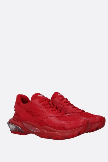 Valentino Sneakers Heels Pumps Red Athletic Image 2
