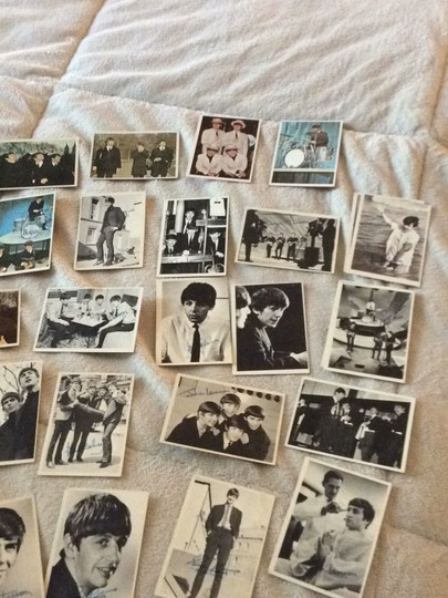 None Beatles collectible cards Image 2