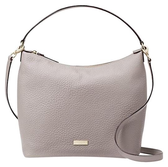 Preload https://img-static.tradesy.com/item/25538032/kate-spade-prospect-place-kaia-wkru4620-gray-city-scape-leather-shoulder-bag-0-1-540-540.jpg