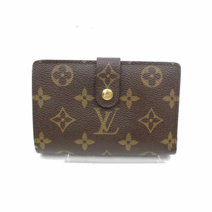 Louis Vuitton LOUIS VUITTON Portefeuille Viennois Bifold Wallet Monogram M61674