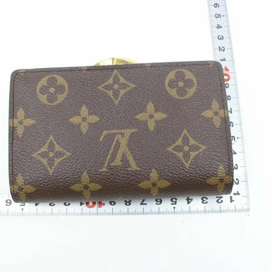 Louis Vuitton LOUIS VUITTON Portefeuille Viennois Bifold Wallet Monogram M61674 Image 2