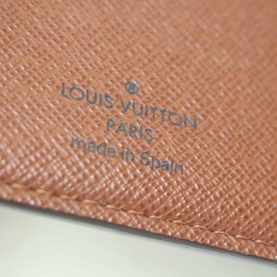 Louis Vuitton LOUIS VUITTON Portefeuille Viennois Bifold Wallet Monogram M61674 Image 7