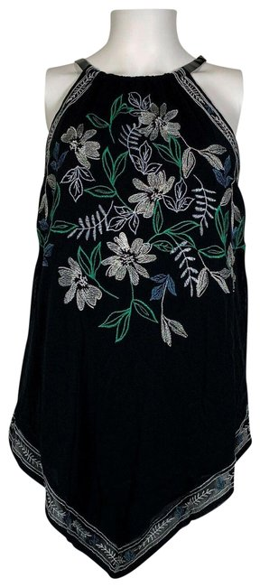 Preload https://img-static.tradesy.com/item/25538105/lauren-ralph-lauren-black-alfani-sleeveless-halter-floral-embroidered-women-xxl-blouse-size-22-plus-0-1-650-650.jpg