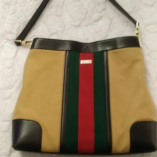 Gucci Tote in tan Image 2
