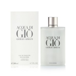 Giorgio Armani Acqua Di Gio 6.7 OZ / 200 ML EDT Spray for Men