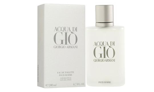 Giorgio Armani Acqua Di Gio 6.7 OZ / 200 ML EDT Spray for Men Image 1