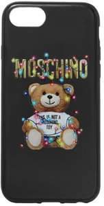 Moschino Printed silicone iPhone 6, 6S, 7 and 8 case