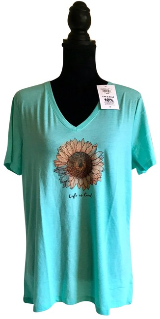 Preload https://img-static.tradesy.com/item/25538325/life-is-good-etched-sunflower-tee-shirt-size-12-l-0-1-650-650.jpg