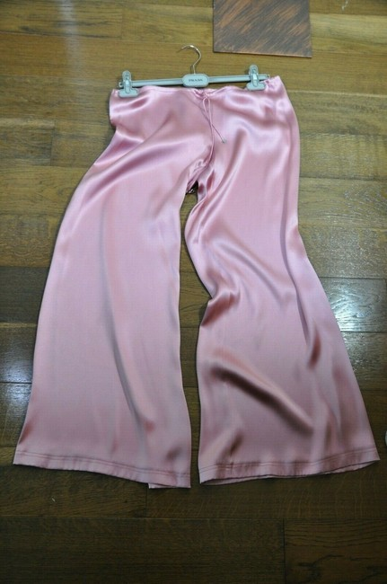 Gucci Relaxed Pants Pink Image 2