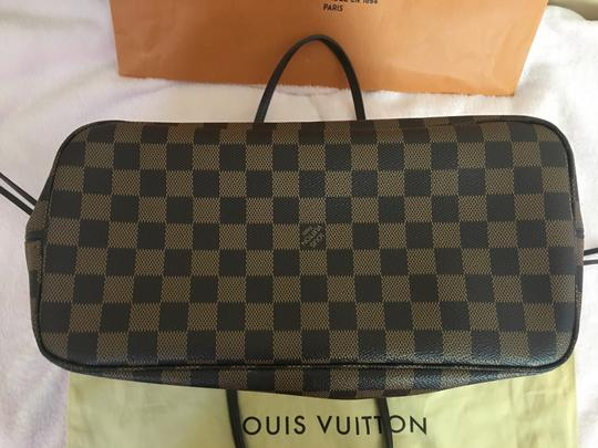 Louis Vuitton Tote in Red Image 4