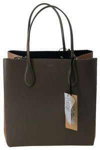 Rochas Tote in tan/salmon