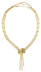 Cartier Panthere Head Diamond Lacquer Spots Strand