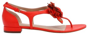 Tory Burch Hot Thongs Red Sandals