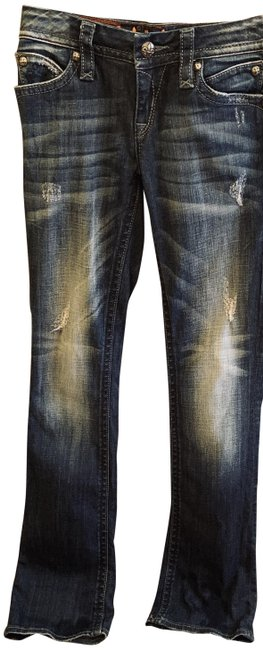 Preload https://img-static.tradesy.com/item/25538806/rock-and-republic-blue-distressed-boot-cut-jeans-size-28-4-s-0-1-650-650.jpg