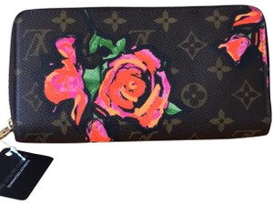 Louis Vuitton Stephen Sprouse Roses Zippy