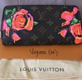 Louis Vuitton Stephen Sprouse Roses Zippy Image 2