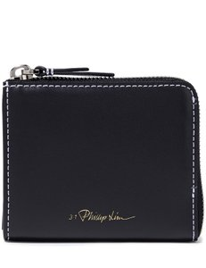 3.1 Phillip Lim Leather Compact Wallet