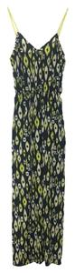 Neon Maxi Dress by Eight Sixty