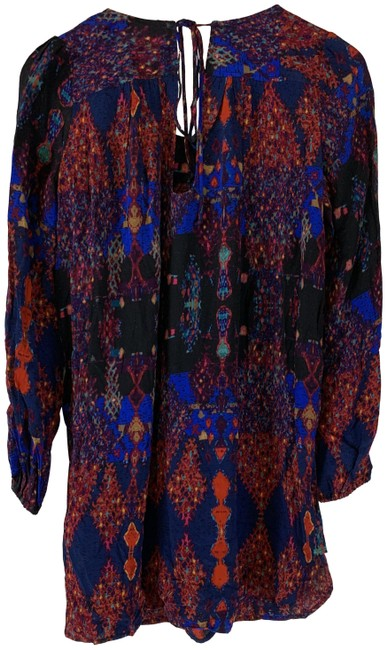 Plenty by Tracy Reese 3/4 Sleeve Blouse Size 2 (XS) Plenty by Tracy Reese 3/4 Sleeve Blouse Size 2 (XS) Image 1