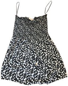 Tory Burch short dress black and white on Tradesy