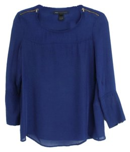 Marc by Marc Jacobs Top Twilight Blue