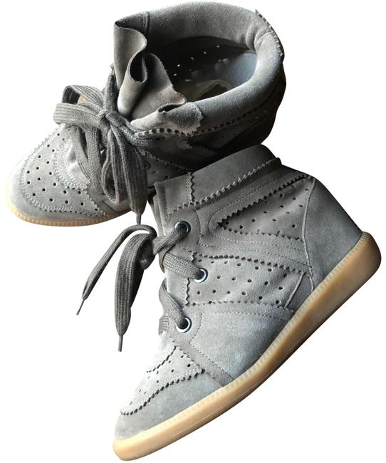 Item - Taupe Bobby The Sneakers Size EU 37 (Approx. US 7) Regular (M, B)