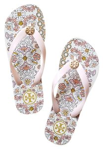 Tory Burch Ballet Pink Sandals