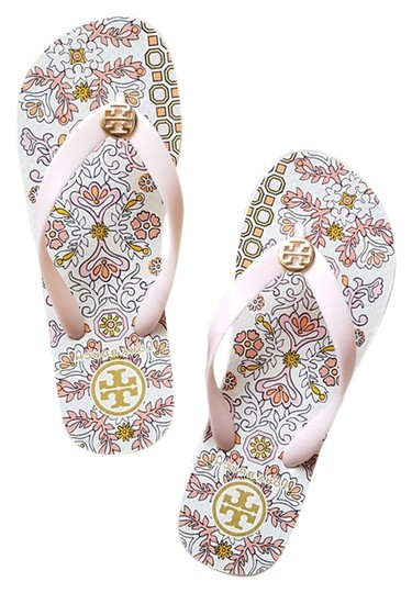 Tory Burch Ballet Pink Sandals Image 0