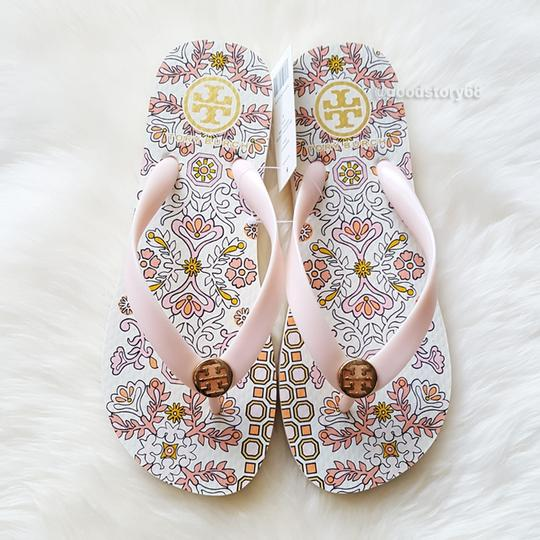 Tory Burch Ballet Pink Sandals Image 1