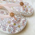 Tory Burch Ballet Pink Sandals Image 2