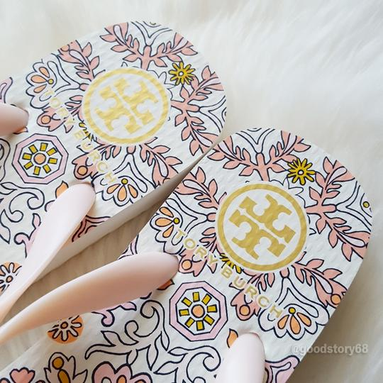Tory Burch Ballet Pink Sandals Image 3