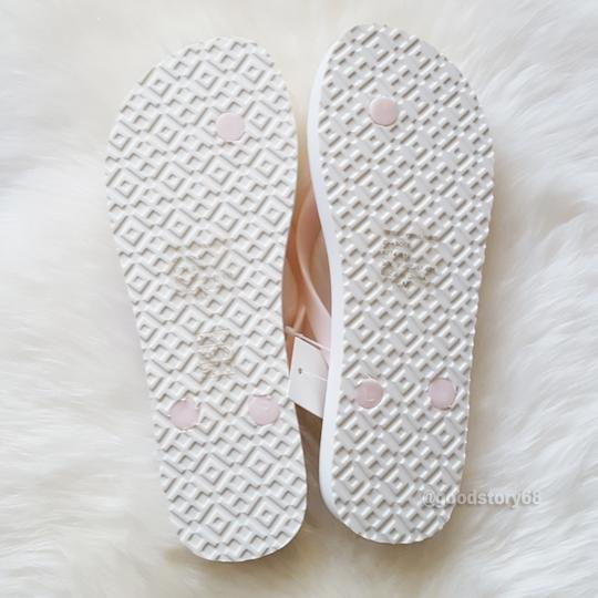 Tory Burch Ballet Pink Sandals Image 4