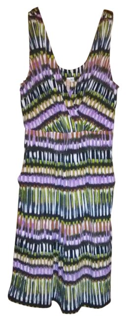 Nell Couture short dress Multi-Colored Anthropologie on Tradesy