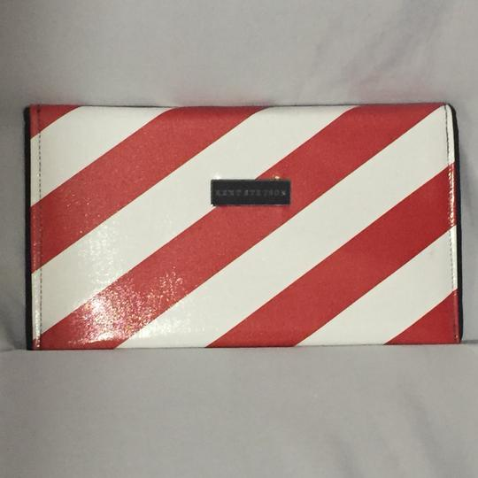 kent stetson red / white / blue Clutch Image 1