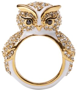 Kate Spade Kate Spade Star Bright Owl Ring