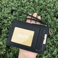 Michael Kors Wristlet in Black Image 3