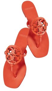 Tory Burch Sweet Tangerine Sandals