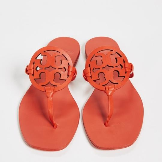 Tory Burch Sweet Tangerine Sandals Image 1