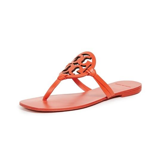 Tory Burch Sweet Tangerine Sandals Image 5