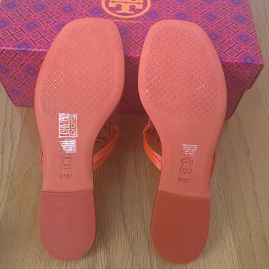 Tory Burch Sweet Tangerine Sandals Image 8