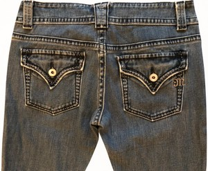 Miss Me Stretchy Signature Boot Cut Jeans